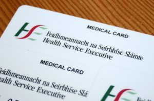 PRSI Medical Card Cork