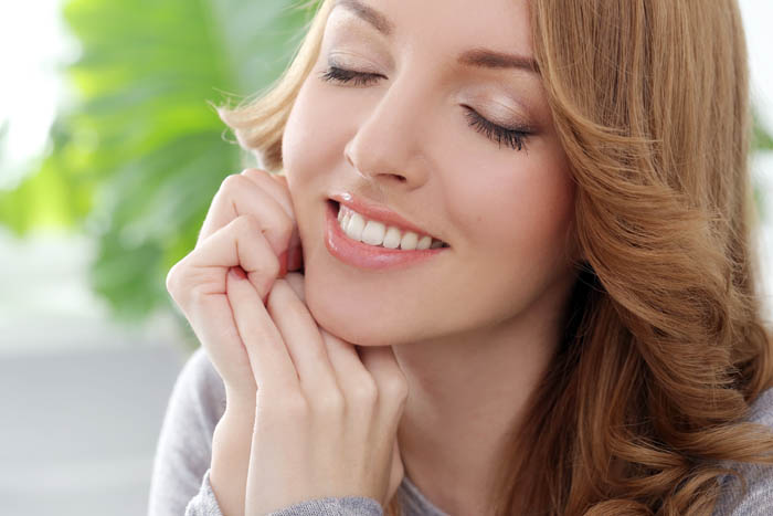 Beautiful Smile after Invisalign Treatment