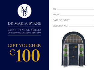 Cork Dental Smiles - Gift Voucher - €100