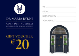 Cork Dental Smiles - Gift Voucher - €20
