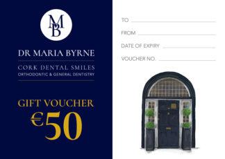 Cork Dental Smiles - Gift Voucher - €50